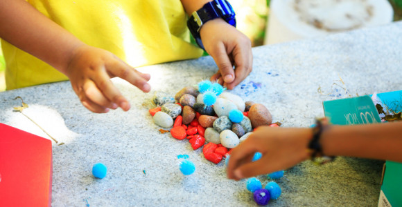 Little-Red-Hen-Preschool-Kothanur-Loose-Parts-Play