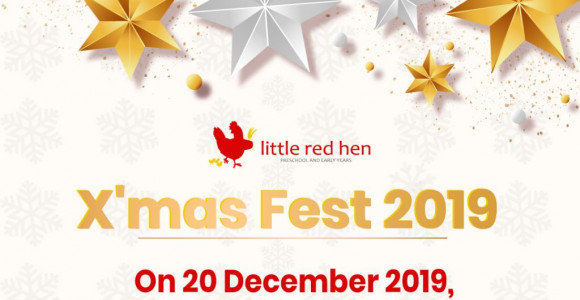 Christmas Celebrations 2019 at Little Red Hen Preschool