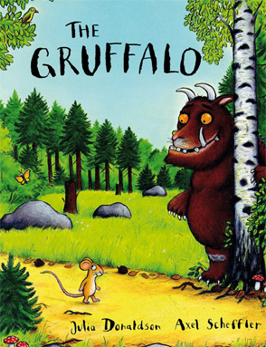 The-Gruffalo-summer-reads