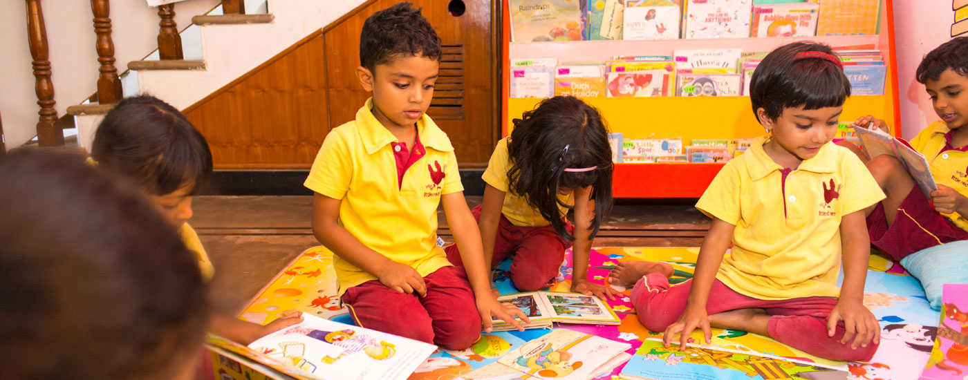 preschool-library-kothanur-little-red-hen-preschool