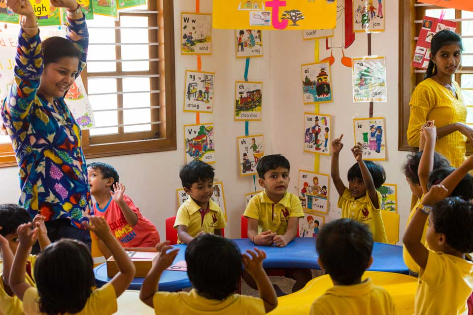 Teachers-day-celebrations-2018-Little-Red-hen-Preschool-Kothanur