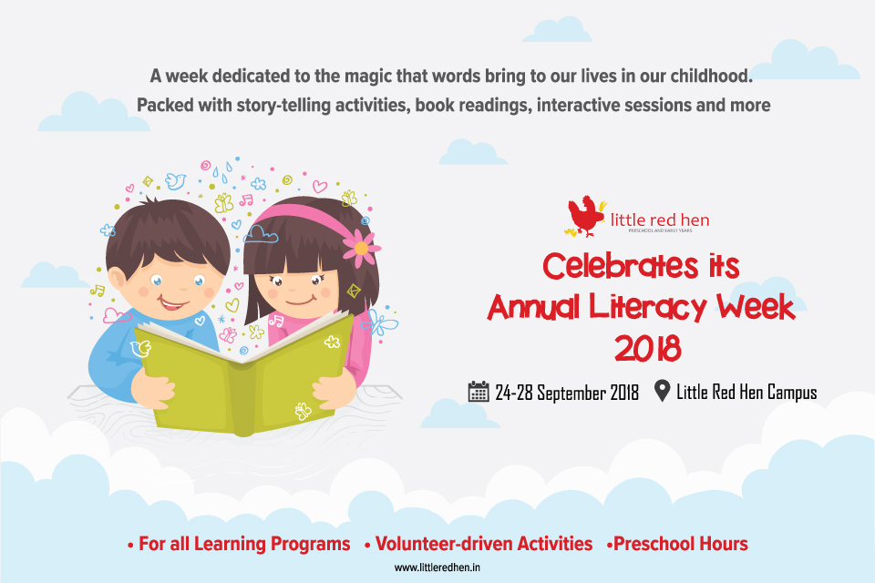 Annual-Literacy-Week-2018-Little-Red-Hen-Preschool