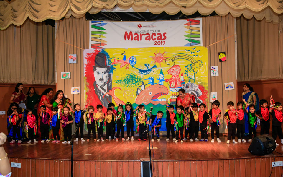 Maracas-2019--Annual-Day-celebrations-Little-Red-Hen-Preschool-Kothanur-3