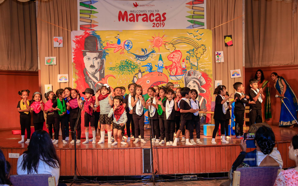 Maracas-2019--Annual-Day-celebrations-Little-Red-Hen-Preschool-Kothanur-4
