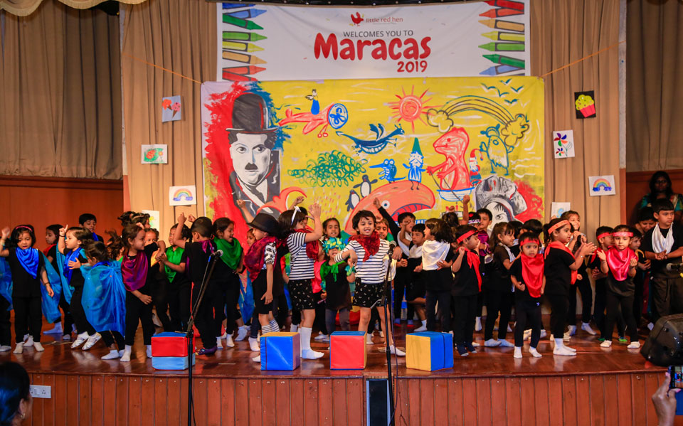 Maracas-2019--Annual-Day-celebrations-Little-Red-Hen-Preschool-Kothanur-7