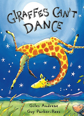 Reading list for preschoolers Giraffes Can